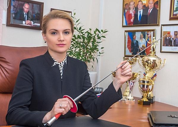 Олимпийская чемпионка Евгения Ламонова возглавила спорткомитет Курской области