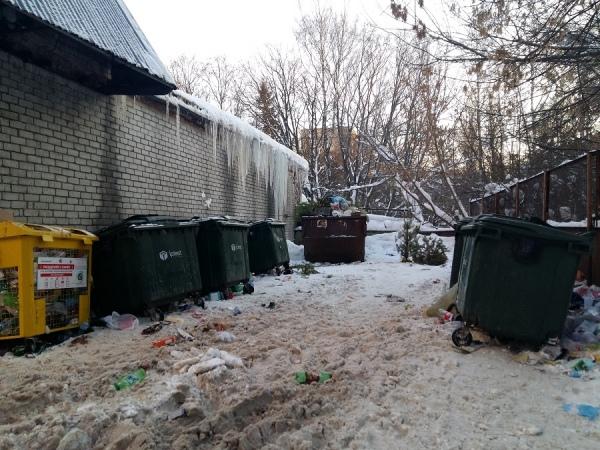 До 1 февраля курянам сделают перерасчет за вывоз мусора