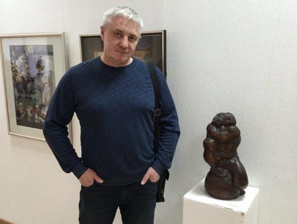 В Воронеже установят памятник работы курского скульптора