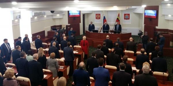 Избирательный фонд кандидата в губернаторы Курской области увеличили почти вдвое