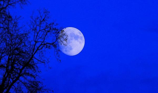 Граждане  Земли вночь на21марта смогут наблюдать Червячную Суперлуну