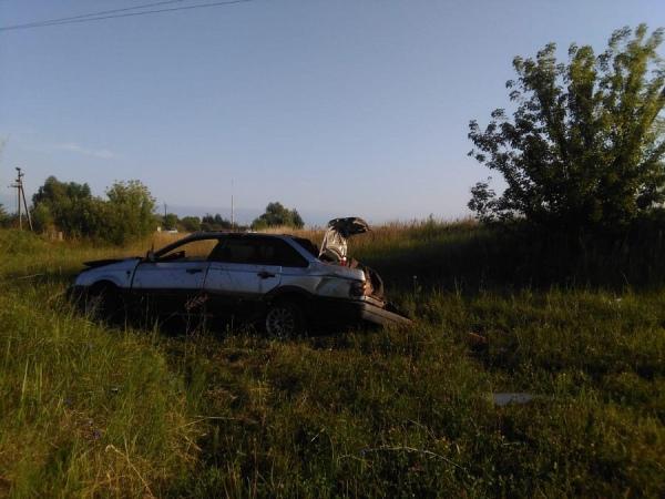 В ДТП под Курском погибли три человека