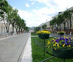 улица Ленина, город Орёл