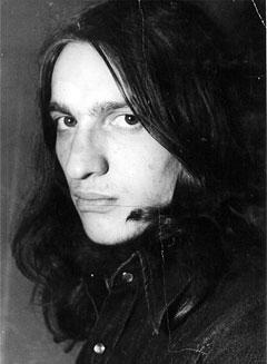 Олег Радин прятал длинные волосы от преподавателей