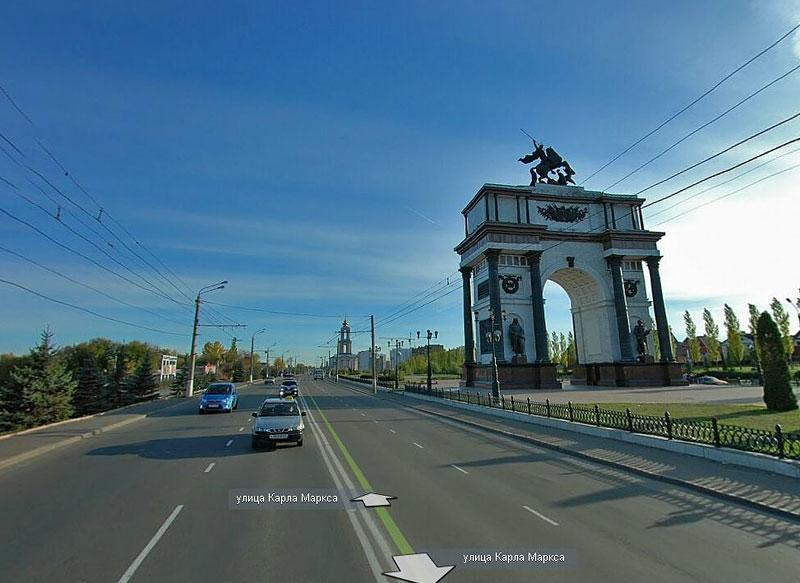 Министерство культуры устроило «виртуальную прогулку» по Курску