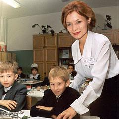 Учителям увеличат жалования на 30% в День знаний