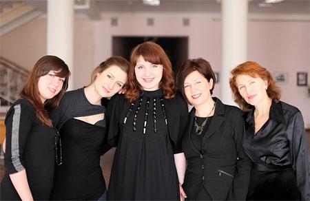 На престижном международном конкурсе в Австрии курский коллектив занял третье место в двух номинациях