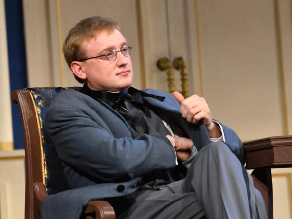 Дмитрий Баркалов: «Чацкий близок мне по духу, уму, взглядам на жизнь»