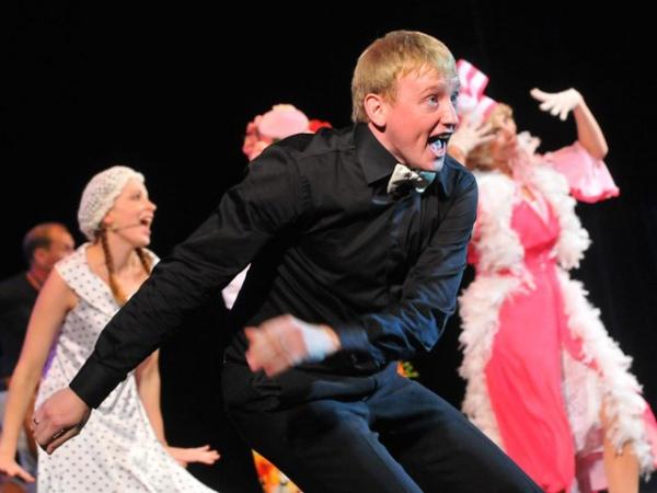 Сразу после защиты диплома в колледже культуры Баркалова пригласили в труппу театра