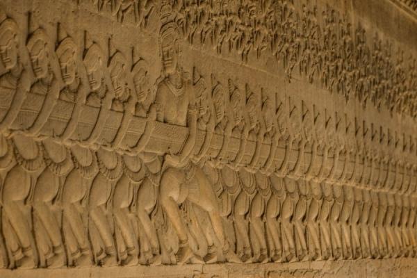 Сцены из мифологии индуизма