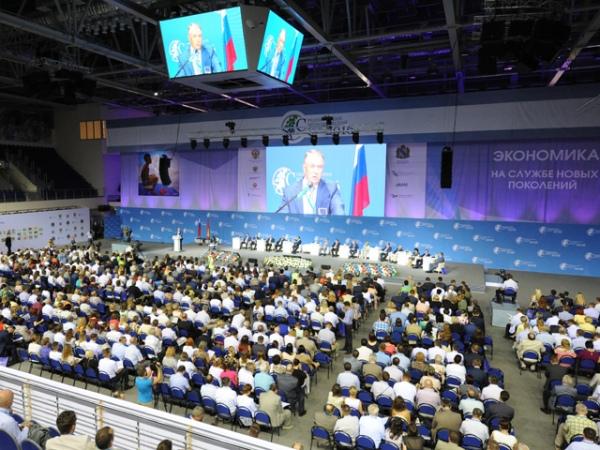 В Курске в седьмой раз проведут Среднерусский экономический форум