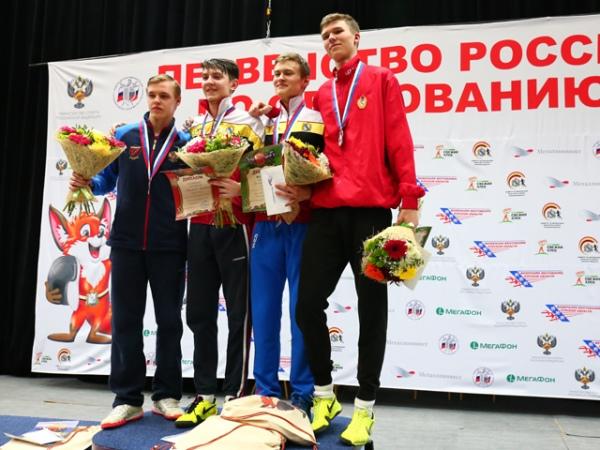 Курянка Инна Дериглазова завоевала «бронзу» наэтапе Кубка мира