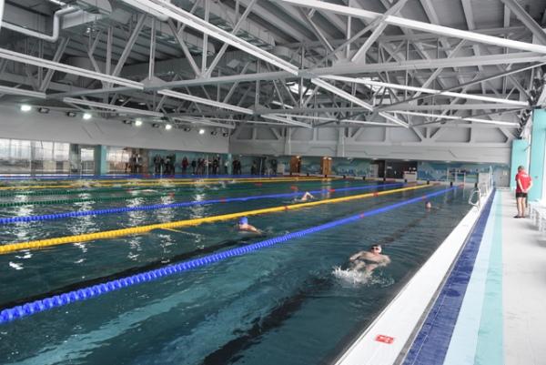 бассейн в мегагринне в курске