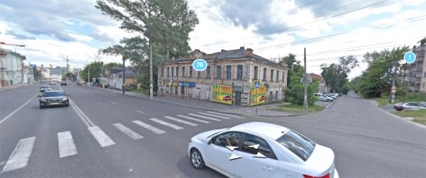 Об истории дома №76 по улице Дзержинского теперь расскажут только фотографии