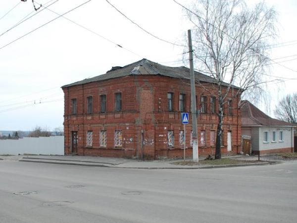 Дом братьев Беньковских