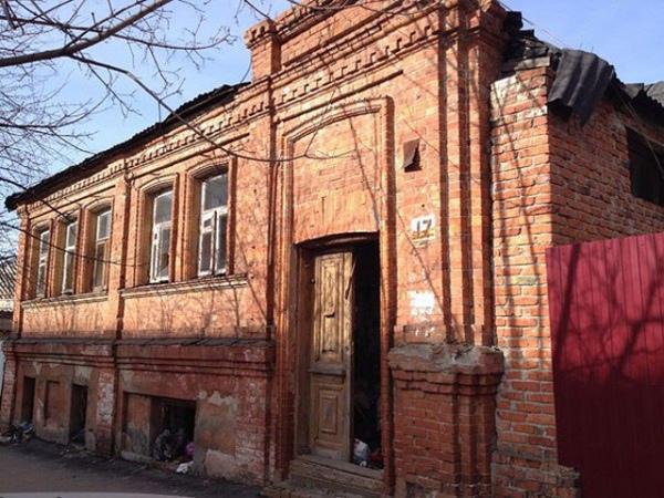 Дом на улице Почтовой, 17, который ранее называли «домом Малевича»