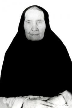 Монахиня Мисаила