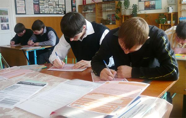 В Тюменской области увеличилось количество выпускников-«стобальников»