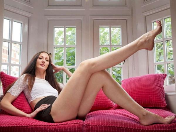 Длина ног Екатерины Лисиной – 132 сантиметра
