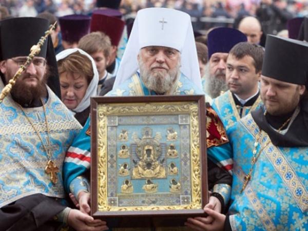Программа пребывания иконы Божией матери «Знамение» Курская Коренная вКурской области