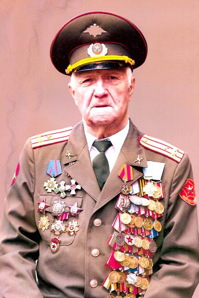 Ушёл из жизни ветеран Великой отечественной войны Валентин Барышев