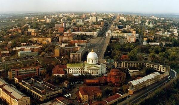 В центре Курска может появиться музей современного искусства имени Малевича