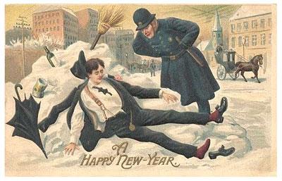 С 1860-х производство открыток в Англии было поставлено на поток