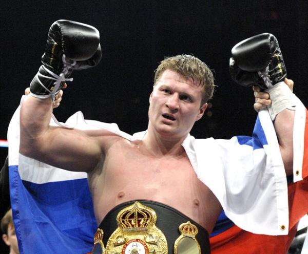 «Мыхотим чемпионский бой, время пришло»— Тренер Поветкина