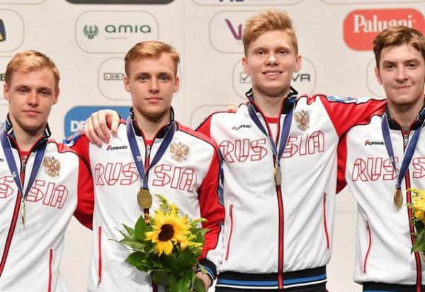 Рапиристки Татарстана взяли «золото» главенства Европы вкомандном турнире