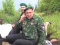 Курская область. Льговские пограничники стали звездами Интернета