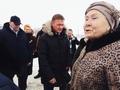 Врио губернатора Курской области Роман Старовойт встретился с жителями проблемной деревни Кукуевка