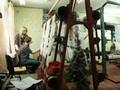 Первый канал рассказал о знаменитых коврах из Суджи