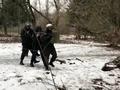 Освобождение «заложников» в Курске бойцами Росгвардии