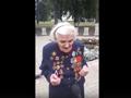 Мария Анисимовна Сердюк приехала из Москвы специально на открытие мемориальных стел памяти неизвестных солдат Курской битвы, которое состоялось 21 августа в Понырях