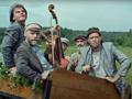 Музыкальная фолк-группа из Санкт-Петербурга «Отава Ё» выпустила видеоклип по мотивам курского танца «Тимоня»